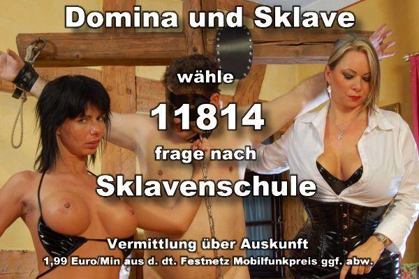 Extreme Bestrafung ohne 0900 Nummer