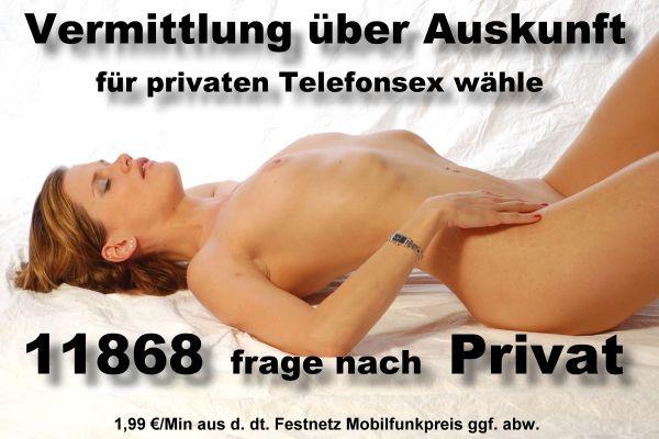 Privater Telefonsex