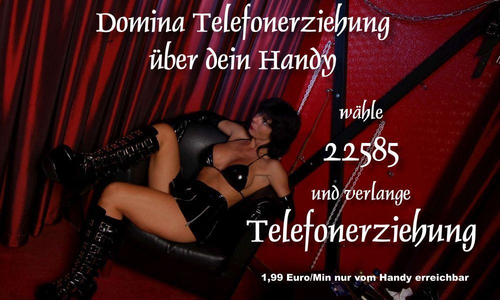 Handy Telefonsex Domina