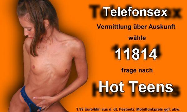 Telefonsex Hot Teens