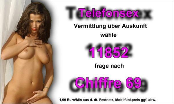 Telefonsex ohne 0900 Nummer